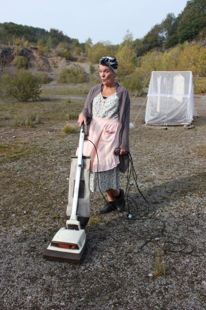 Sarah McCluskey at Fairy Cave34c